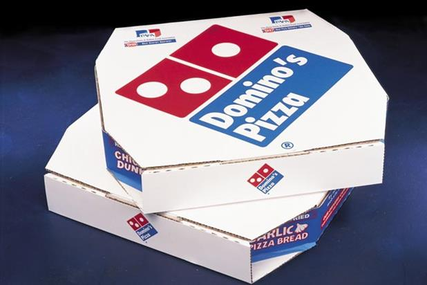 Domino's Pizza: sponsoring Red or Black? on ITV1 this autumn