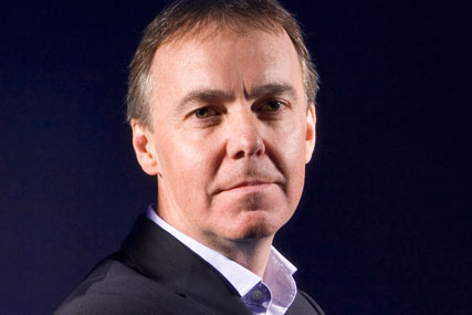 Jeremy Darroch: picture credit Julian Dodd