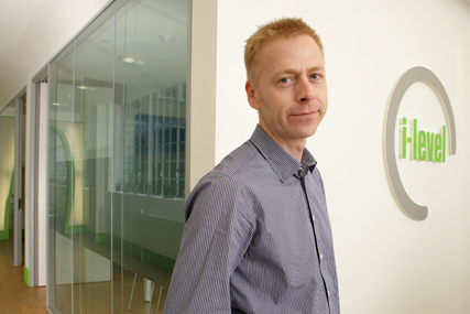 Stephen Rust, group chief executive, i-Level