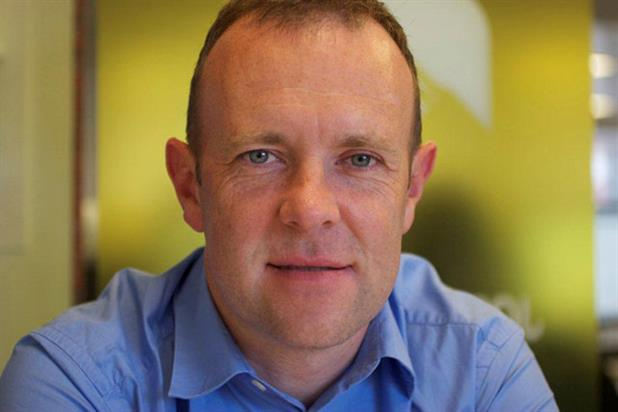 Paul Carolan: commercial director at JCDecaux