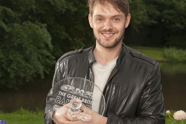 Great British Bake Off: top baker John Whaite