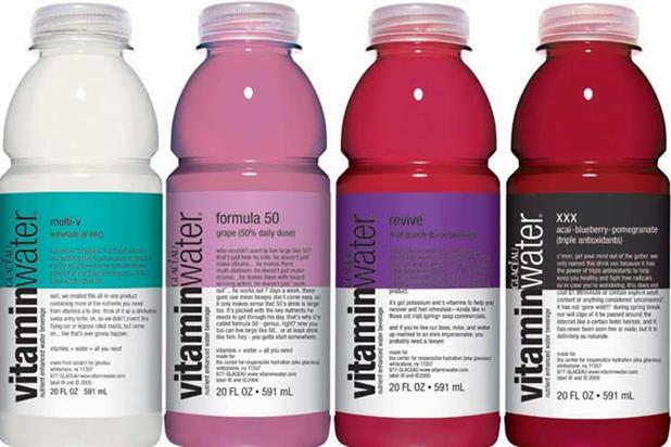 Vitaminwater: it seems Coca-Cola can't kick the sugar habit