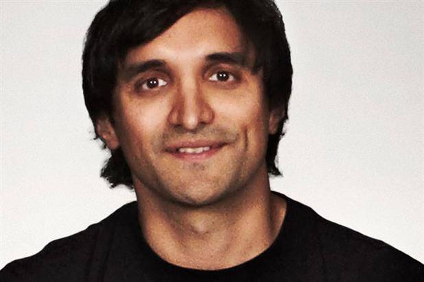 Ajaz Ahmed: AKQA co-founder
