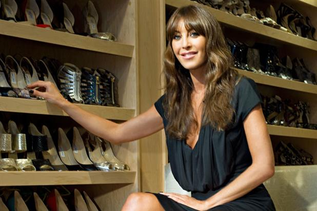 Tamara Mellon: leaves Jimmy Choos