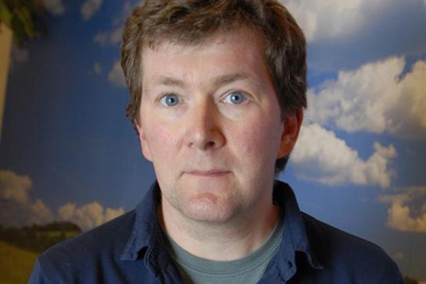 Alasdair Graham: moves from Ogilvy & Mather to Euro RSCG