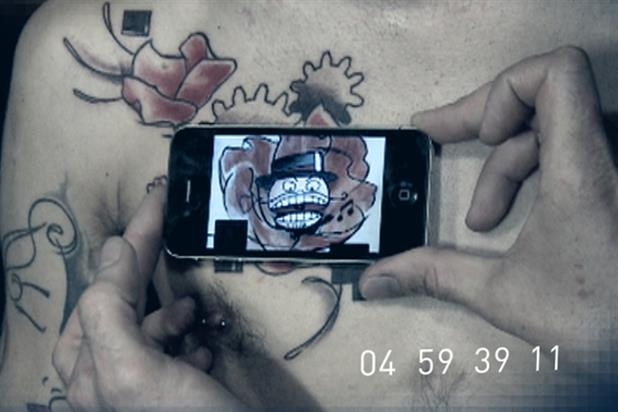 Appointment to view: The interactive tattoo