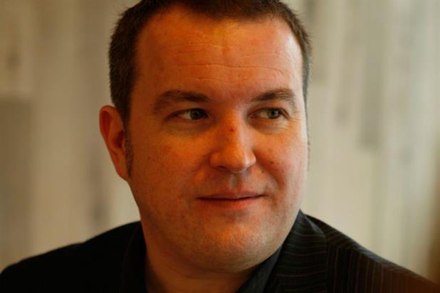 Robin Grant: global managing director of We Are Social