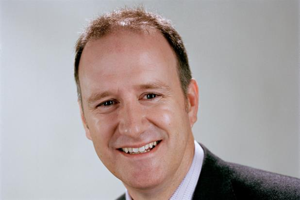 Guy North, marketing communications director, Freeview