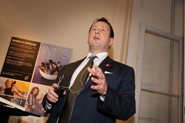 Ed Vaizey, minister for culture, communications and creative industries