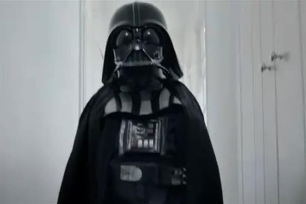 VW to make a Super Bowl splash with Darth Vader 'force' ad