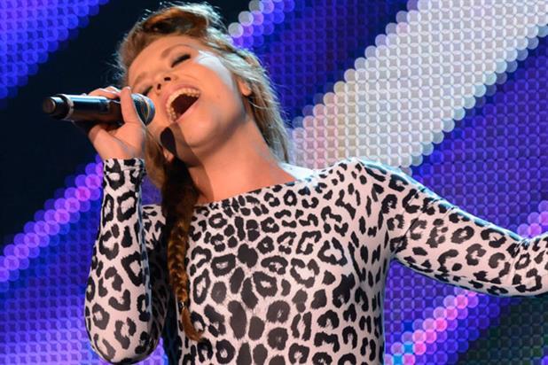 The X Factor: Ella makes it through boot camp