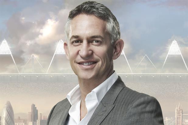 Gary Lineker: BBC Olympics presenter