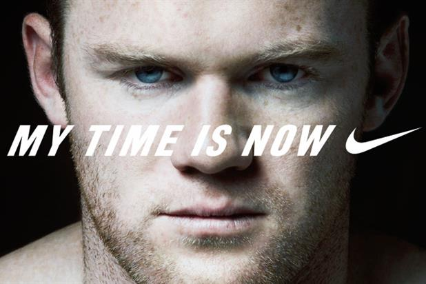 Nike 'my time is now' by Wieden & Kennedy