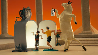 Cravendale 'Time Travellers' by Wieden + Kennedy