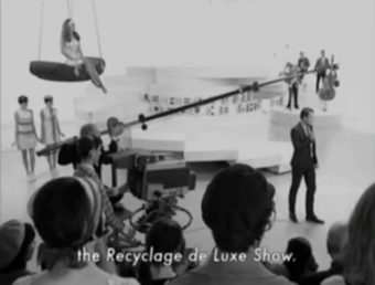 Stella Artois 'le recyclage de luxe show' by Mother London