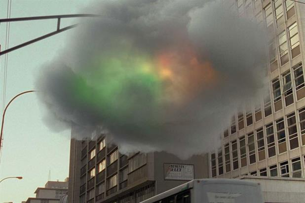 Guinness 'cloud' by AMV BBDO