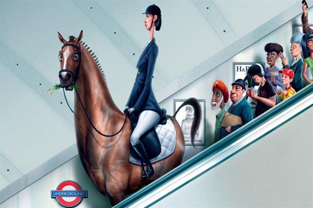 TfL 'the Olympic delivery' by M&C Saatchi