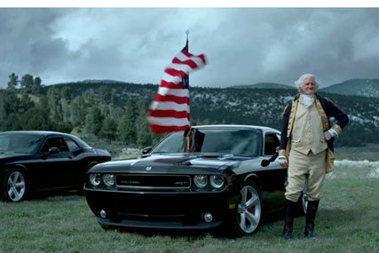 Dodge Challenger 'freedom' by Wieden+Kennedy Portland