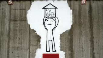 Action for Children .... use graffiti animation in new ad