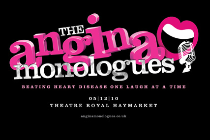 BHF 'angina monologues' by Grey London