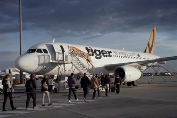 Tiger Airlines 'good to go' by McCann Erickson Melbourne