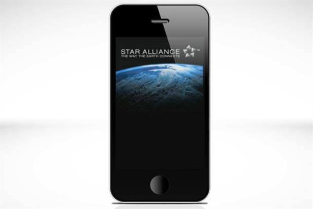 Star Alliance 'picture your upgrade' by DDB UK