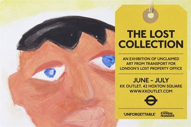 TfL 'the lost collection' by KK Outlet
