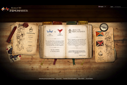 Xbox 'Fable III: Kingmaker' by McCann London