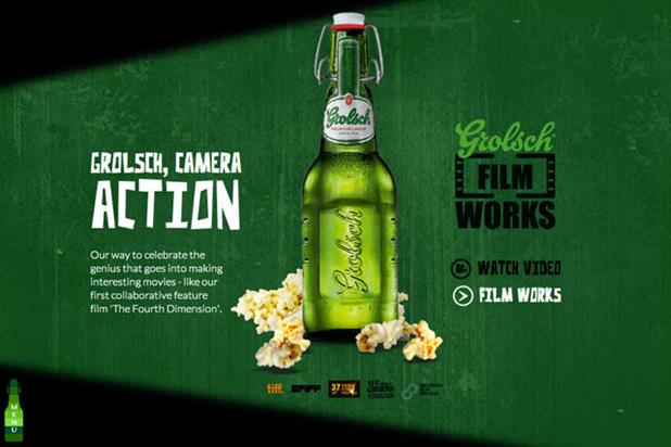 Grolsch 'choose interesting' by LBi