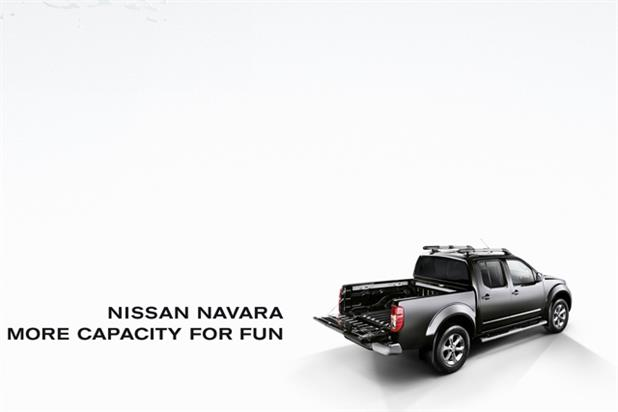 Nissan Navara 'heavy load' by TBWA\G1 and TBWA\Paris