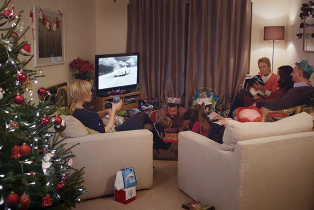 Asda 'Christmas brand film' by Saatchi & Saatchi