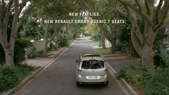 Renault Grand Scenic 'children' by Publicis Conseil