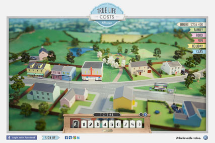 Volkswagen 'true life costs' by DDB UK