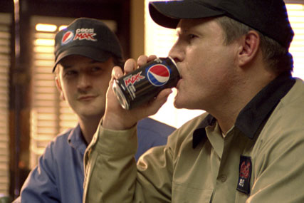 Pepsi 'Diner 2pointZero' by TBWA\Chiat\Day\LA