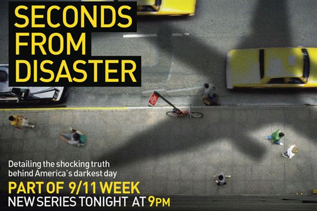 National Geographic ' seconds from disaster- 9/11' by Measure