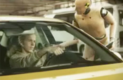 Ministry of Transport Finland 'crash test dummies' by Publicis Finland