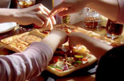 Pizza Hut 'four for all' by Wieden & Kennedy London