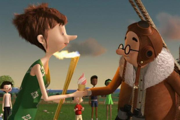 Lloyds TSB: 90-second ad will feature a torch relay