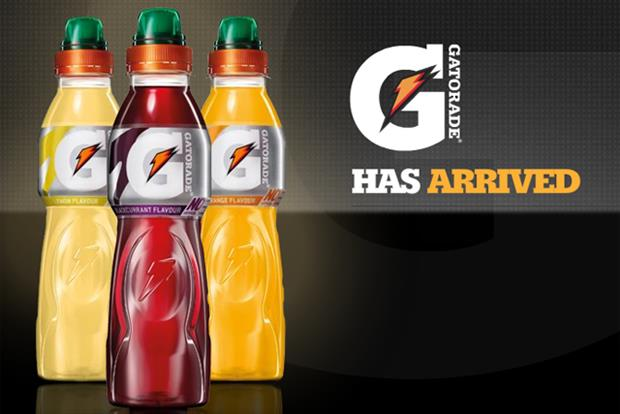 Gatorade: rebrands as G