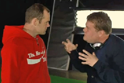 Wayne Rooney: stars in Coca-Cola World Cup viral