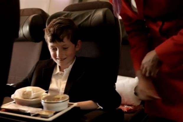 Billy Yeomans: puts Virgin Atlantic service to the test