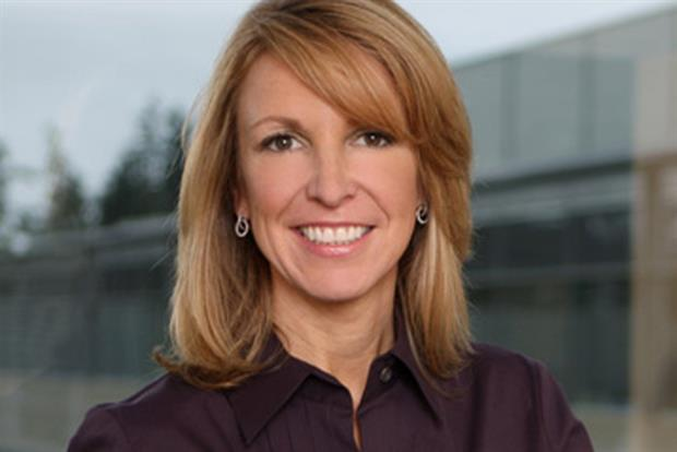 Mich Mathews: Microsoft's global marketing chief announces her retirement