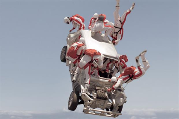 Nissan Juke: 'built to thrill' by TBWA\London