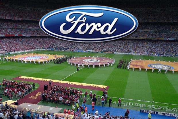 Ford: promoting centennial with ad campaign