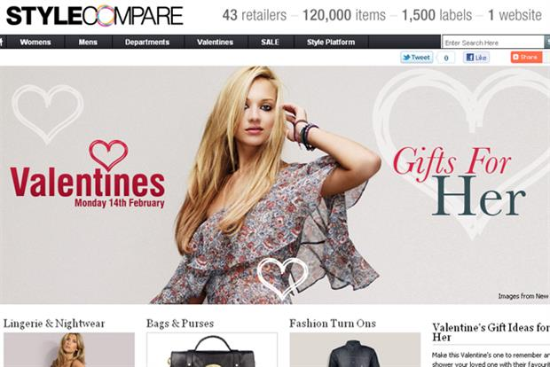 Stylecompare: launches price comparison fashion site