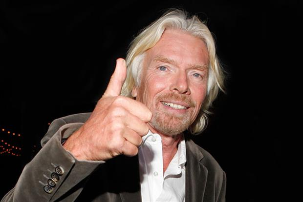 Sir Richard Branson: 'The public is crying out for a really good, honest bank'