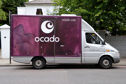 Ocado: ramps up marketing activity