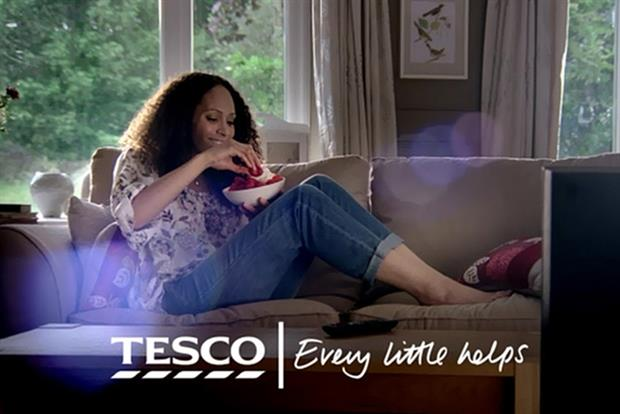 Tesco: promised to engage in a new conversation with its customers