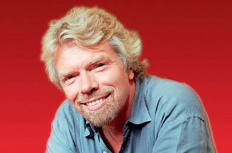 Richard Branson will appear in TV ad