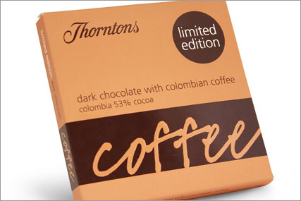 Thorntons chocolate: expansion plans
